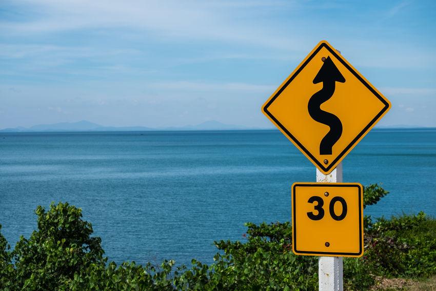 señales de tránsito preventivas
