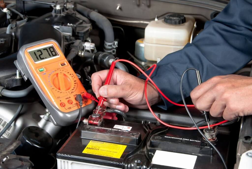 bateria del vehiculo cuando cambiarla